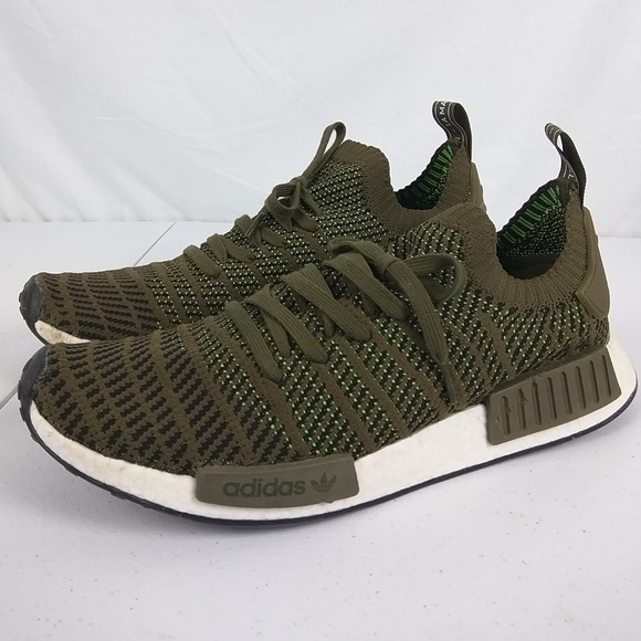 565e980a3 Adidas Other - Adidas NMD R1 STLT Mens Sz 13 Olive Green